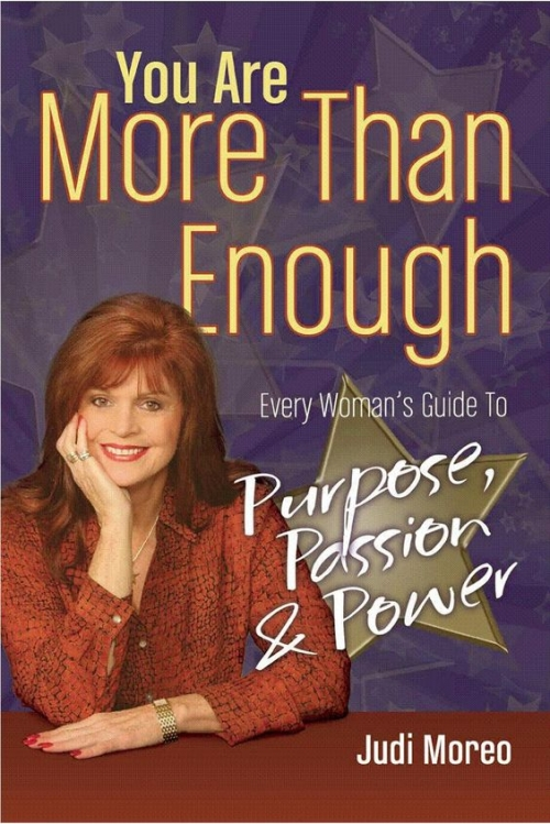 Life Coach Judi Moreo helps you Identify your Purpose , Passion and lead you to Power Of Success