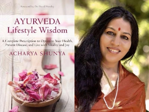 Ayurveda Lifestyle Wisdom: A Complete Prescription to Optimize Your Health,  Prevent Disease, and Live with Vitality and Joy By Acharya Shunya