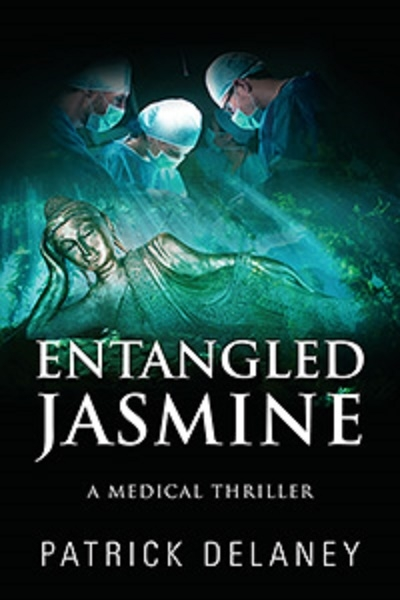 Entangled Jasmine Book Talks with Neurologist Patrick Delaney