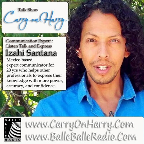 Mexico based Communication Expert Izahi Santana