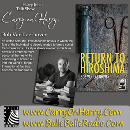 Return to Hiroshima with Bob van Laerhoven