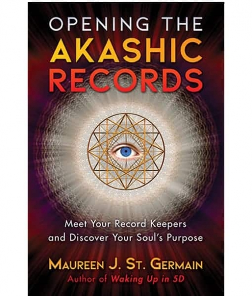 Maureen St. Germain has a new book out! The Title is Opening the Akashic Records