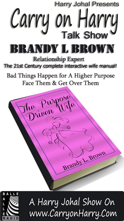 Brandy L Brown empowering Book to over come relationship issues