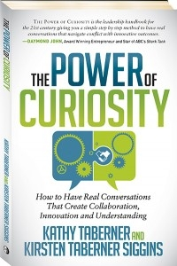 Kathy Taberner and Kirsten Taberner Siggins focus on curiosity in leadership development.