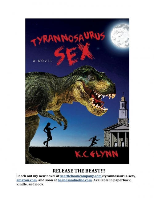 Tyrannosaurus Sex is about the Sexual Crisis