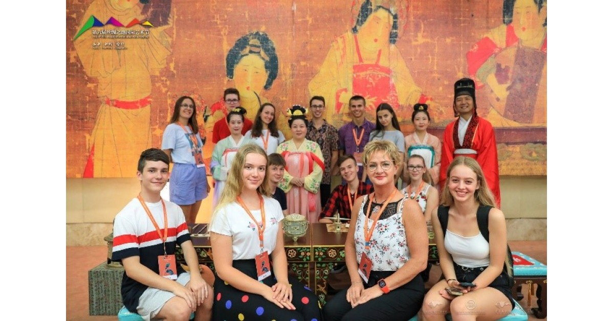 The 6th Silk Road International Art Festival Was Successfully Concluded