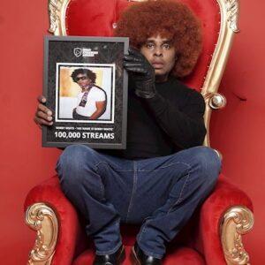 Singer/ SongWriter/ Producer Wibby White..