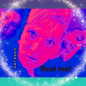 Cuddles is back with a stunning new release: Real Me!