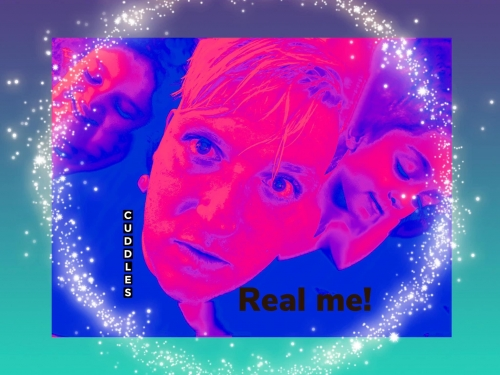 Cuddles is back with a stunning new release: Real Me! March 202