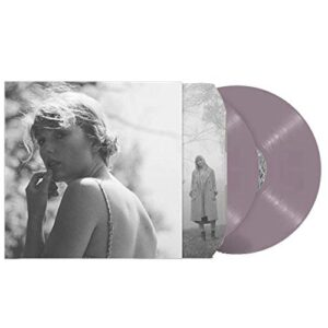 """Folklore - Exclusive Limited Edition """"Meet Me Behind The Mall"""" Lavender Colored Vinyl LP x2"""