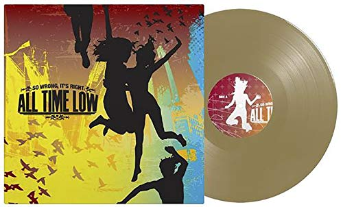 So Wrong, It's Right - Exclusive Limited Edition Gold Vinyl LP