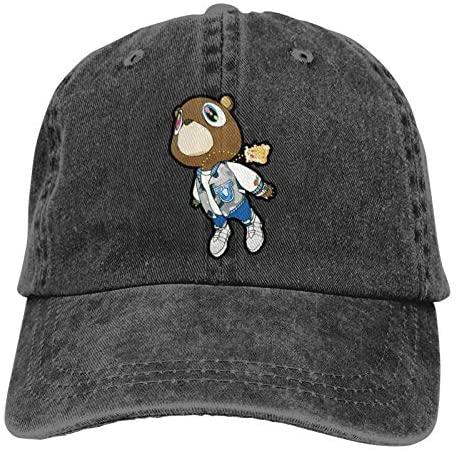 Kanye West Graduation Beach Life Baseball Cap Cotton Sun Please Unisex Hat Black