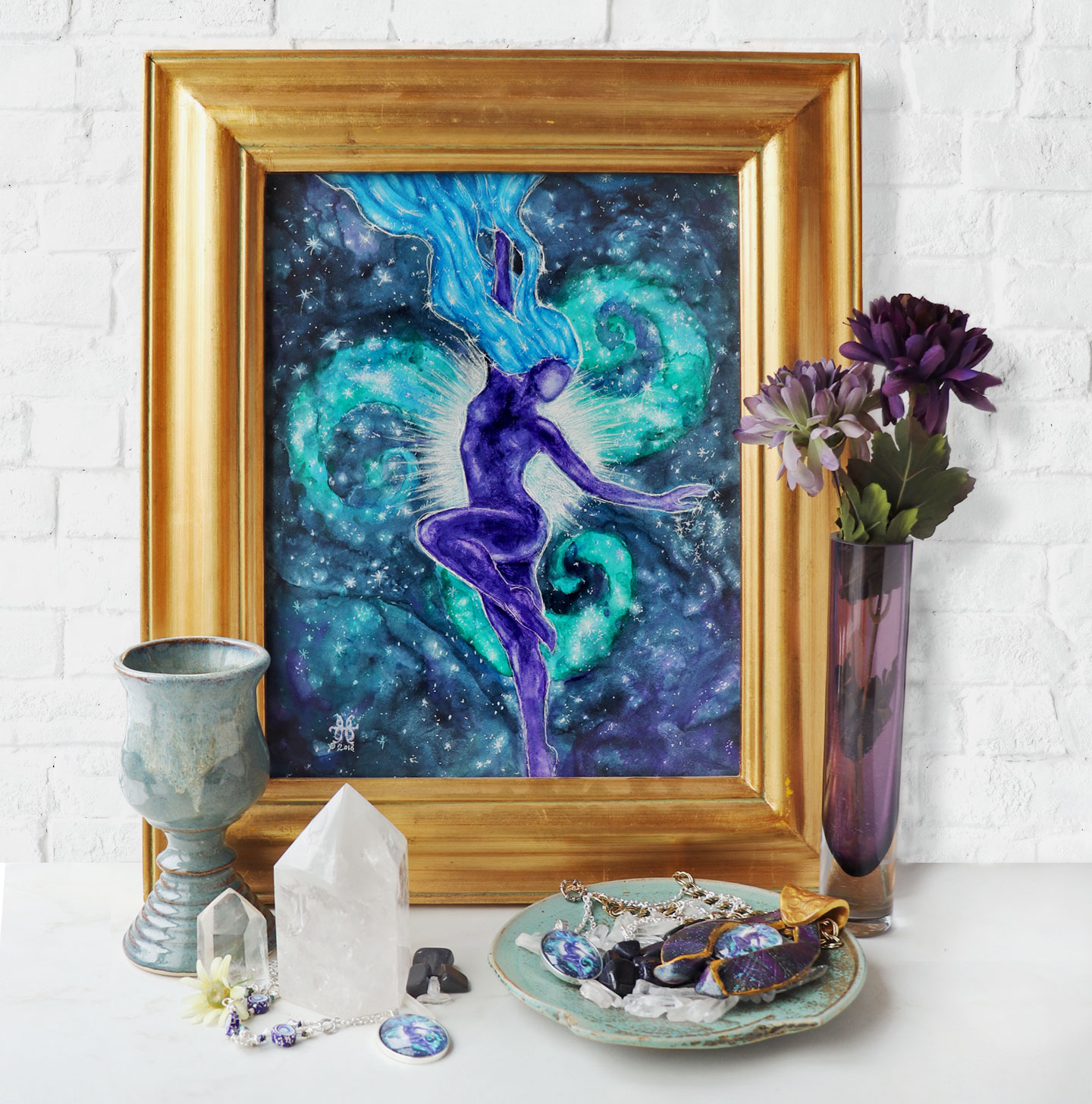 Harmony Goddess Releases the Starlight Collection