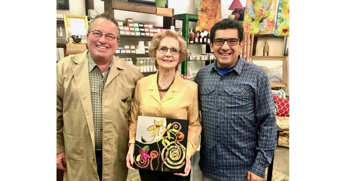URBANherbal Partners With Artists in the Texas Hill Country to Release a Feminine Scent Inspired by the Garden Moonlight
