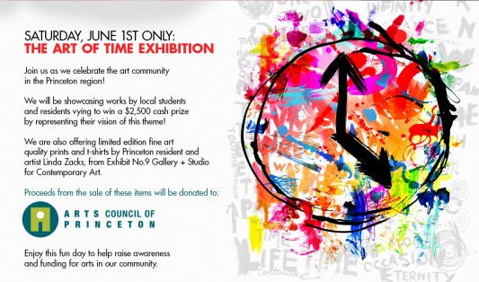 Hamilton Hosts 'Art of Time' Exhibition