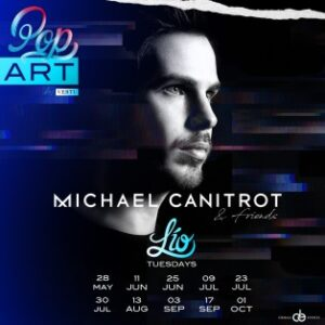 Miami's Premier Nightlife Event Producers 'Denial Events' Team Up With Budding French Superstar Michael Canitrot