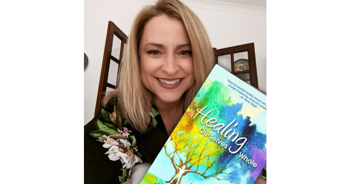 #1 New Release Healing Ourselves Whole by International Best-Selling Author & Acclaimed Bodyworker Emily A. Francis