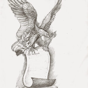 Foundry Michelangelo and Founder Mark Russo Redesign Top Selling Sculpture of Patriotic Bronze Eagle