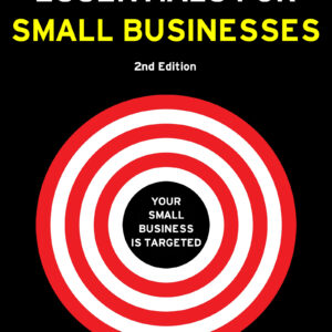 """New Book """"Cyber Security Essentials for Small Businesses"""""""