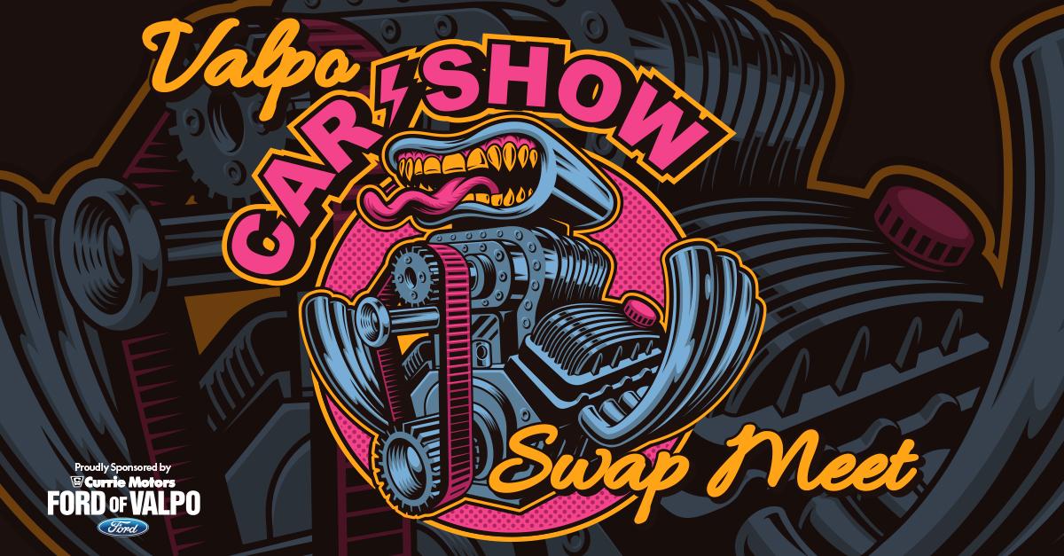 Valpo Car Show & Swap Meet Returns with Big Name Sponsor