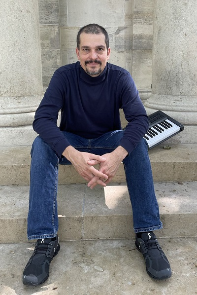 Amilcar Franco-Venezuelan music producer