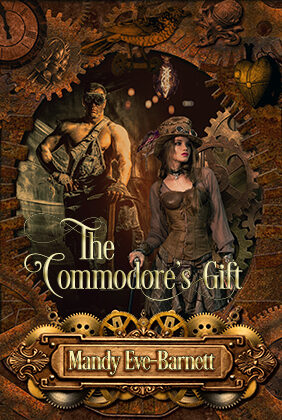 Book Talks with Author Mandy Eve-Barnett | New Book Release The Commodore's Gift