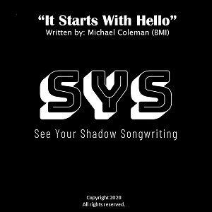 Michael-Coleman-Shadow-Song-Writing
