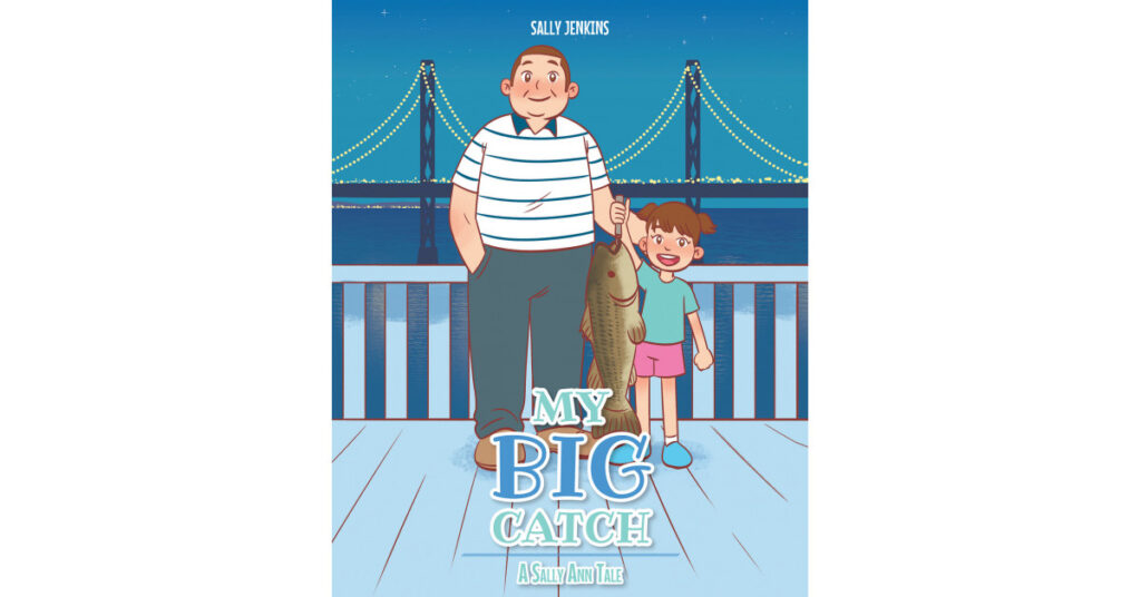 Sally Jenkins' New Book, 'My Big Catch', Is a Fascinating Tale Between a Daughter and Her Father as They Spend a Meaningful Time at Treasure Island
