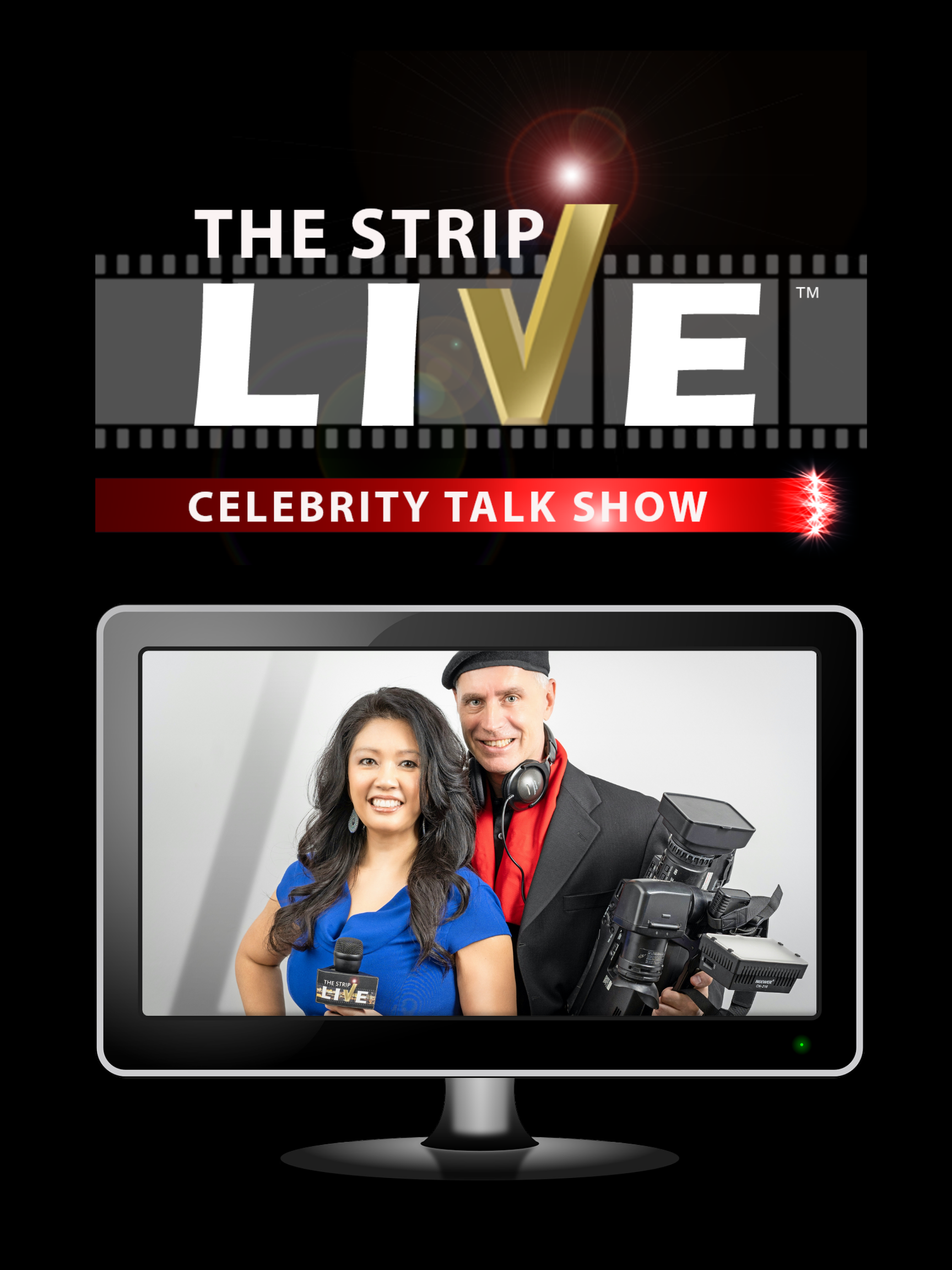 THE STRIP LIVE, Las Vegas Based Talk Show Series, Back in Production After Pandemic Pause