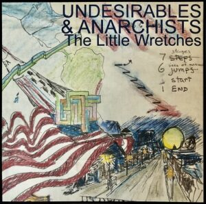 new-music-release-UNDESIRABLES-ANARCHISTS-Cover