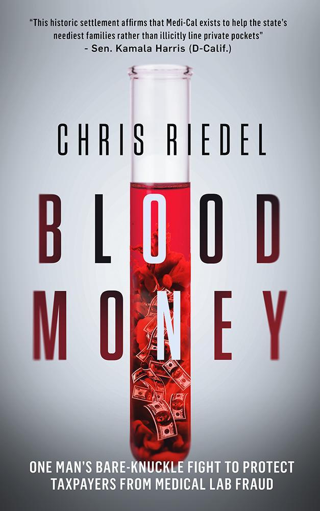 Blood Moneyis the true legal thriller , fight against massive healthcare fraud