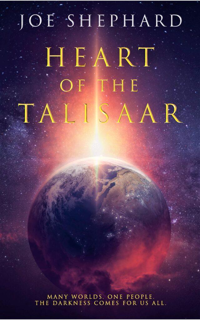 Book Talks with Author Joe Shephard | New Book Release Heart of the Talisaar